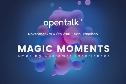 Win a Free Pass to Opentalk18