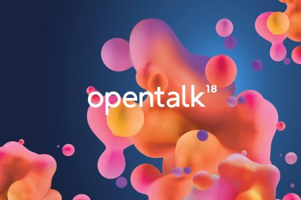 Top 10 Topics at Opentalk18 for Amazing Customer Experiences