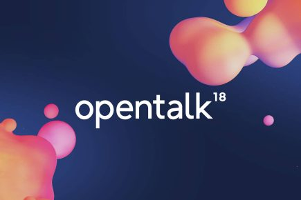 5 Magical Things Not to Miss at Opentalk18