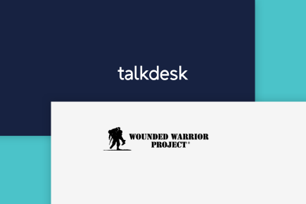 Wounded Warrior Recruits Talkdesk for Stability, Flexibility and Innovative Cloud Solutions