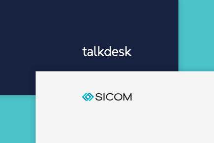 SICOM Serves 30,000 Restaurants More Effectively with Talkdesk and Salesforce