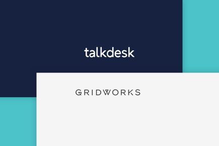 Gridworks Selects Scalable Talkdesk Cloud Solution to Support Fast-Growing Contact Center