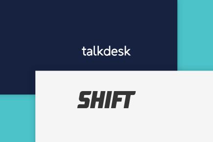 Shift Drives Better Customer Experience with Talkdesk Enterprise Cloud Contact Center