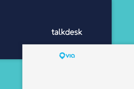 Via Transportation Selects Talkdesk to Support Fast-Growing Customer Service Operations